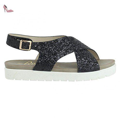 Sandales pour Femme REFRESH 61796 GLITTER ORO ellPQ0