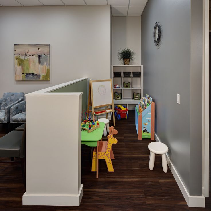 Kids Area - The sectioned off area is very convenient especially because the children would not bother the parents.