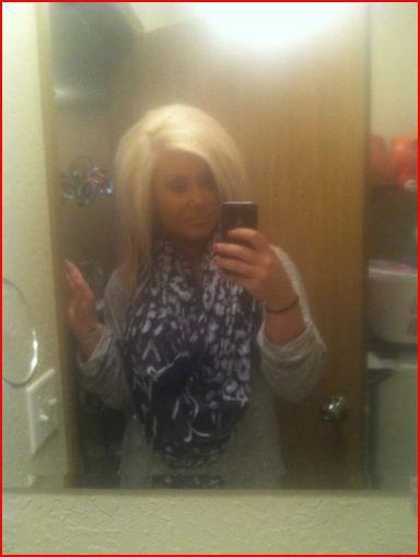 Chelsea from Teen Mom 2 <3 I freaking love her hair