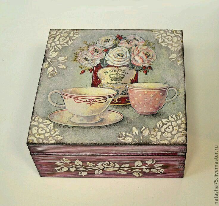 данный картинки для чайной коробки выглядит свои