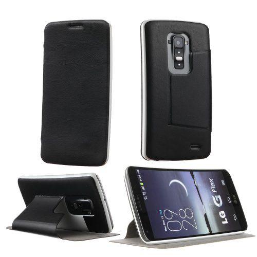 Kalaideng Flip Case Θήκη - Μαύρο (LG G Flex) - myThiki.gr - Θήκες Κινητών-Αξεσουάρ για Smartphones και Tablets - Χρώμα μαύρο