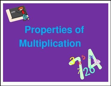 "FREE MATH LESSON - ""FREE Properties of Multiplication PowerPoint"" - Go to The Best of Teacher Entrepreneurs for this and hundreds of free lessons. 3rd - 4th Grade  #FreeLesson     #Math    http://www.thebestofteacherentrepreneurs.net/2015/12/free-math-lesson-free-properties-of.html"