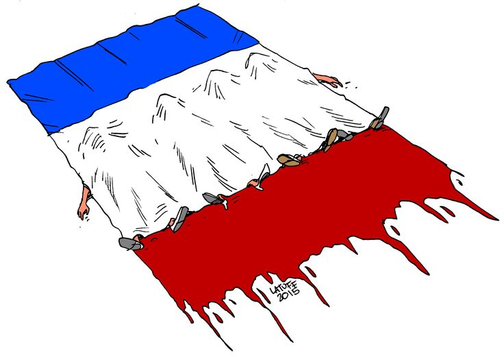 Paris Shootings | 13 de Noviembre de 2015.