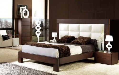 17 mejores ideas sobre camas tapizadas en pinterest cama - Camas tapizadas modernas ...