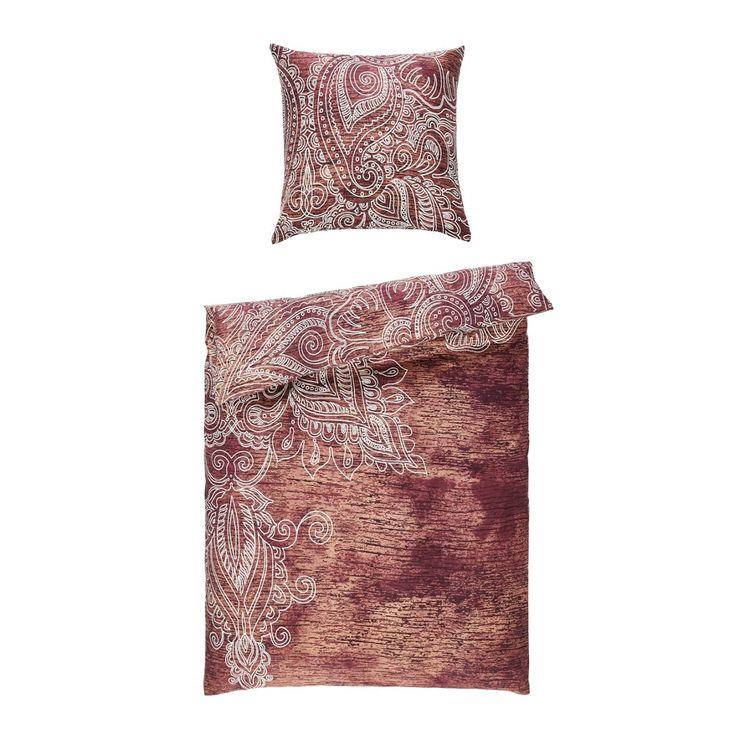 FLEURESSE Bettwäsche, Rot   Textil Jetzt bestellen unter: http://www.woonio.de/p/fleuresse-bettwaesche-rot-textil-5/