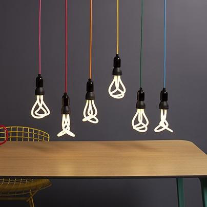 Plumen : ampoules et suspensions design et eco-friendly