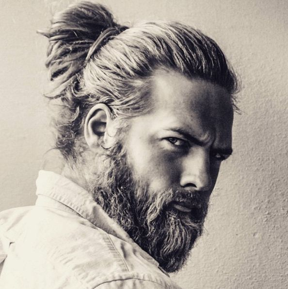 Topuzlu & Bearded: Girls Gather 35 Images We Feed You to Handsome