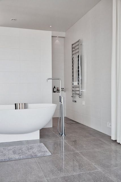 34 best images about per il bagno on pinterest for Grey bathroom laminate flooring