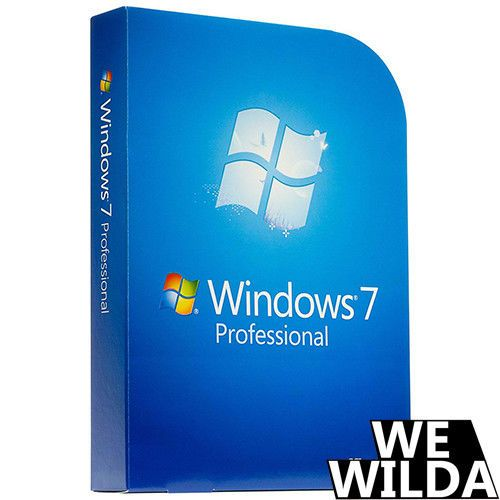 Microsoft Windows 7 Pro / Professional DIGITAL OEM LICENSE KEY 32/64bit GENUINE #Microsoft