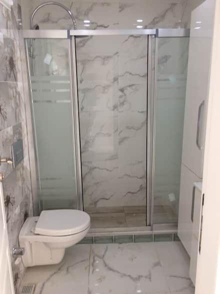 rwiçmimari – karışık işler: modern tarz Banyo