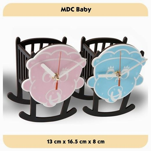 MDC Baby - GALLERY JAM DINDING UNIK