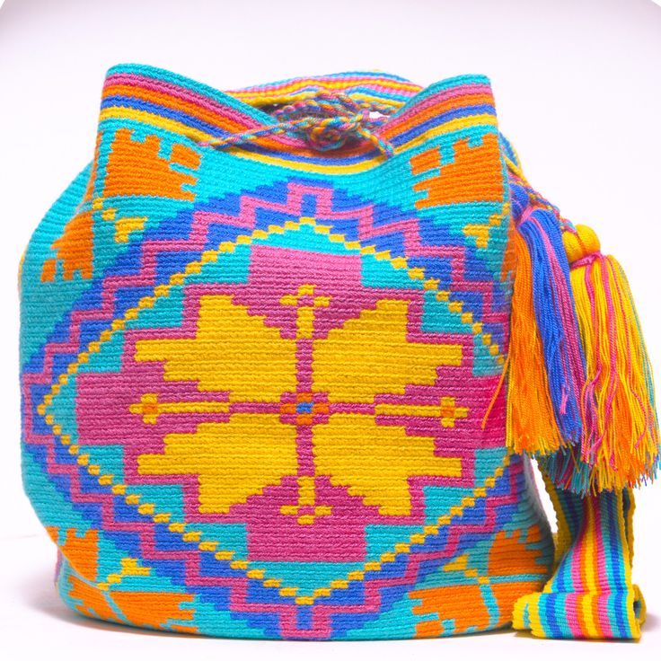 30% OFF Cabo Wayuu Bag