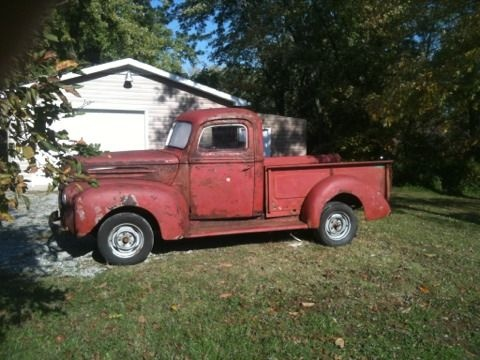 craigslist 1946 ford truck autos post. Black Bedroom Furniture Sets. Home Design Ideas