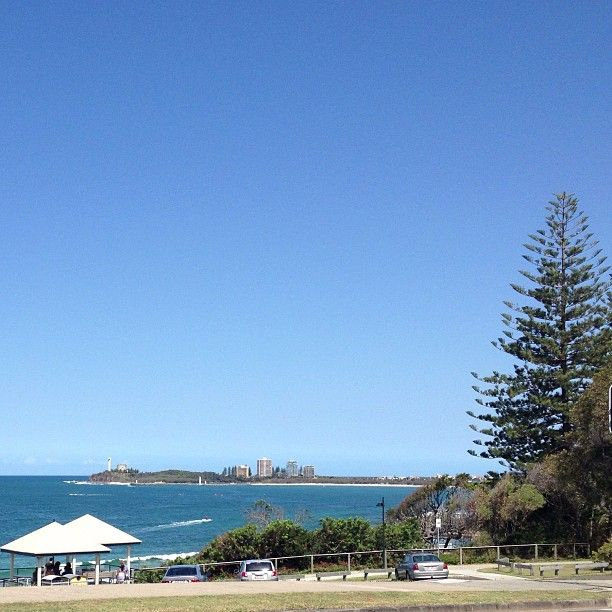 Want to always see a sky this blue? Just come to Mooloolaba in Queensland, Australia (by the way, our office is there!)