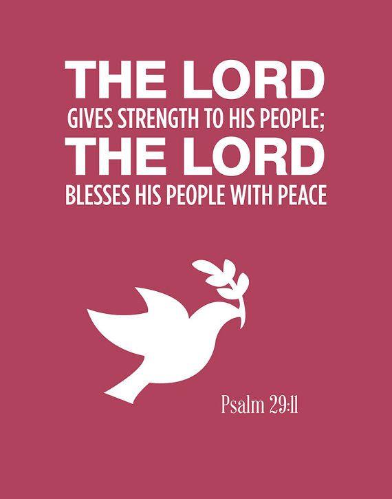 Psalm 29:11...More at http://design.christianpost.com/