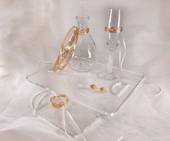Wedding Set ''Geometric''