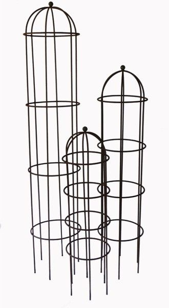 Clematis and Rose Cages - Clematis and Rose Cages and Lobster Pots - Traditional Plant Supports and Trellis - Gardening Accessories - ONLINE SHOP