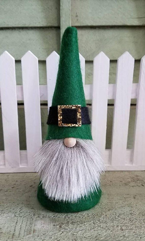 Check out this item in my Etsy shop https://www.etsy.com/listing/596692309/stpatricks-day-gnome-swedish-nisse-tomte