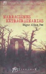 Narraciones extraordinarias. Edgar Allan Poe