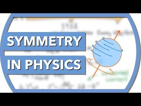 Symmetry in Physics | Noether's theorem - YouTube