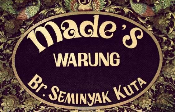 Made's Warung in #Semiyak serves a huge variety of balinese, western, thai and fusion food #Bali