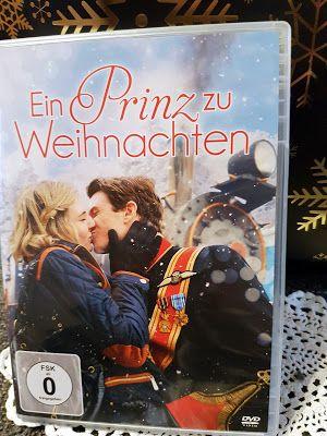 Ein Prinz zu Weihnachten - DVD/ Film- REZENSION #blogging #bloggen #bücherwurm #bücherliebe #buchbloggerin #buchblogger #büchereule #instablogger #bookstagram #bookworm #Buchblogger, #deutschsprachig, #Buchblog, #Blog #rezension #MelusinesWelt #Kino #Film #Weihnacht