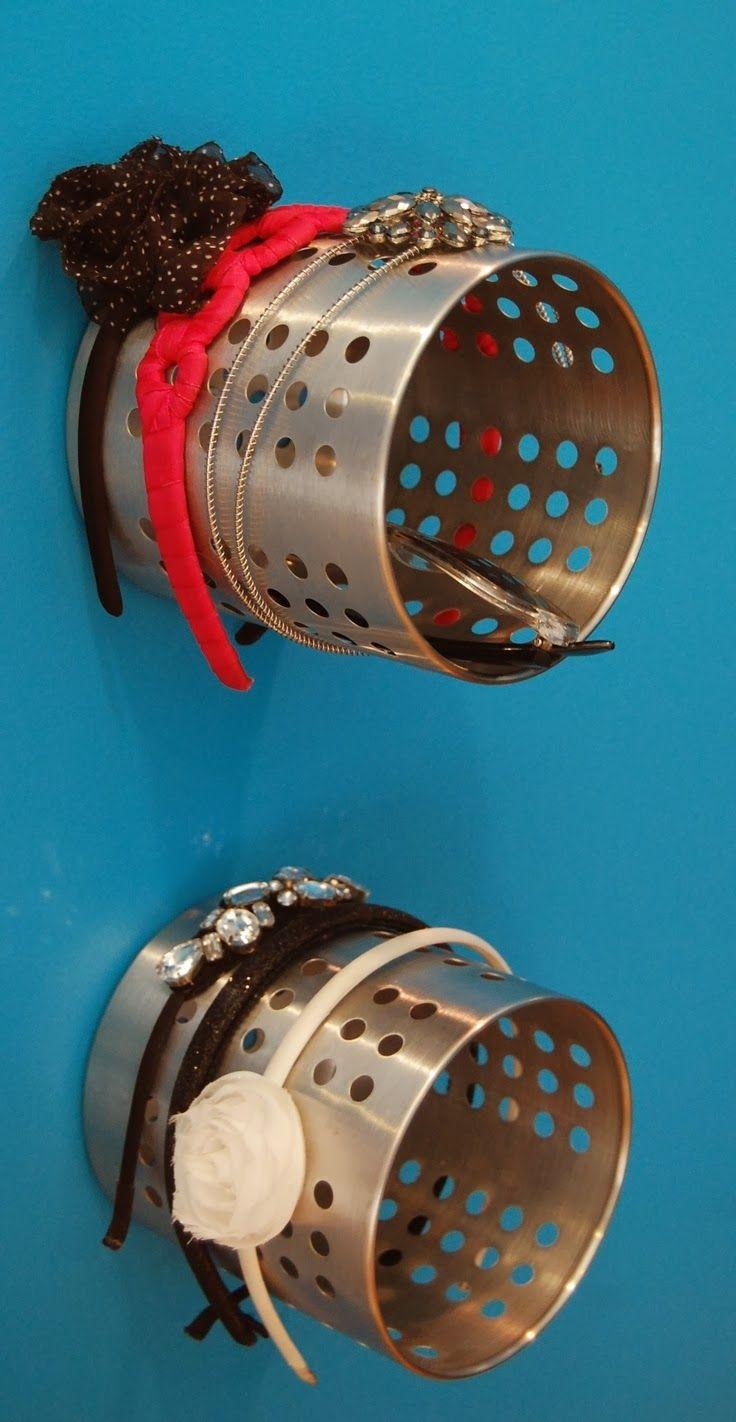 9 best Headband Storage images on Pinterest | Headband storage ...