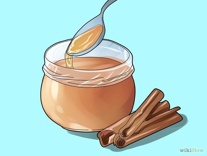 Combining honey (a natural anti-bacterial agent) with cinnamon (an anti-inflammatory agent with anti-microbial properties) makes for one very soothing (and delicious) pimple cure. Combine 3 tablespoons of honey with 1 teaspoon of cinnamon to make a thick paste. Leave it on your skin for one hour before rinsing with water. It is advised that you mix up a small batch and test it on the inside of your arm to ensure you do not have a cinnamon sensitivity