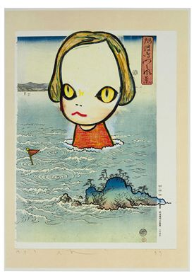 YOSHITOMO NARA, From the portfolio: In the Floating World, 1999