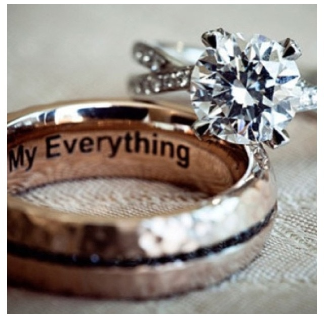 Wedding Ring Engraving Quotes: Engraving Quotes For Husband. QuotesGram