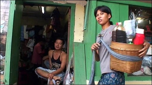 Jamu // Morning herbalists // Indonesia