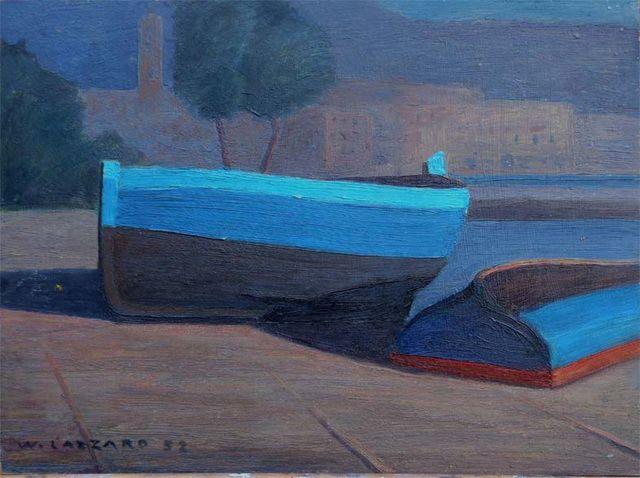 05 - Walter Lazzaro-A pintura dos silêncios