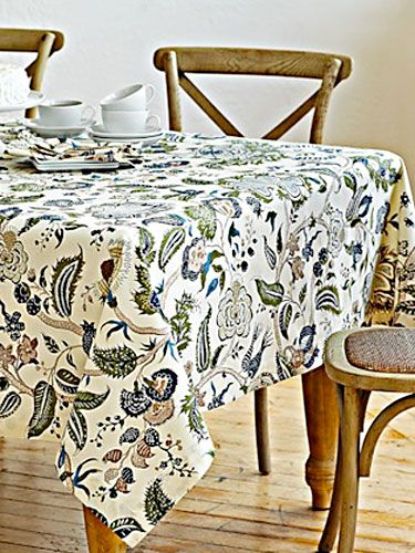 The Tablecloth - William-Sonama Tablecloth