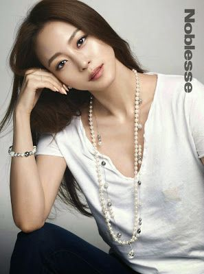 Han Ye Seul - Noblesse Magazine May Issue 2015