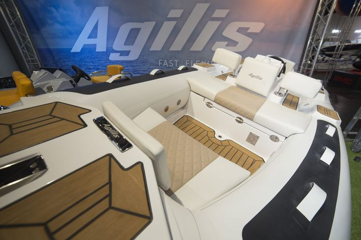 Agilis jettenders – sailing and boats