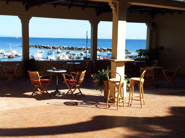 Miramare Terrace wine lounge-bar