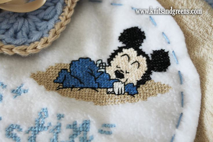 Baby Blanket Idea – Disney Babies | Knits & Greens