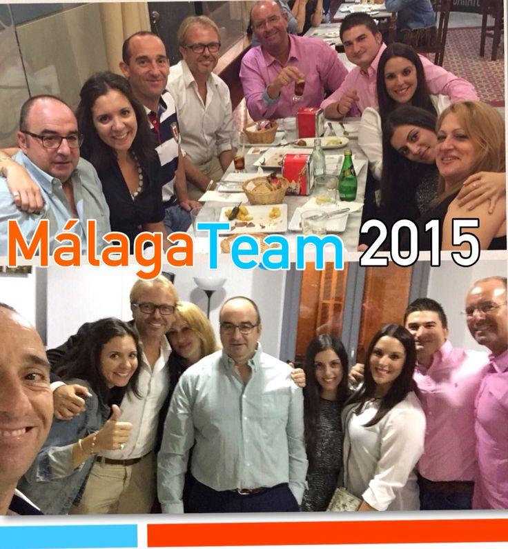 Equipo de Málaga despide la temporada 2015