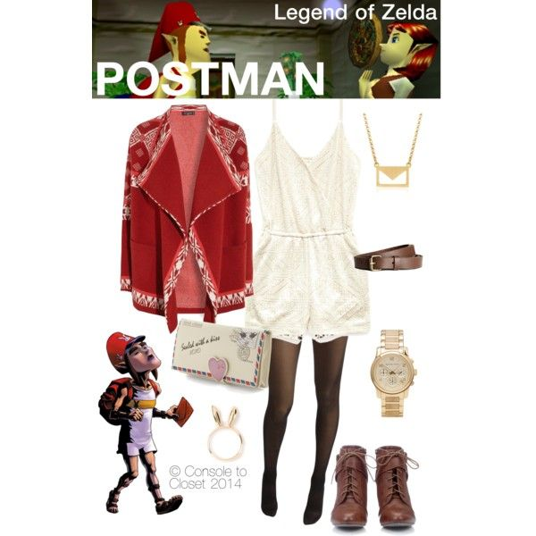 """Postman (Legend of Zelda)"" by console-to-closet on ..."