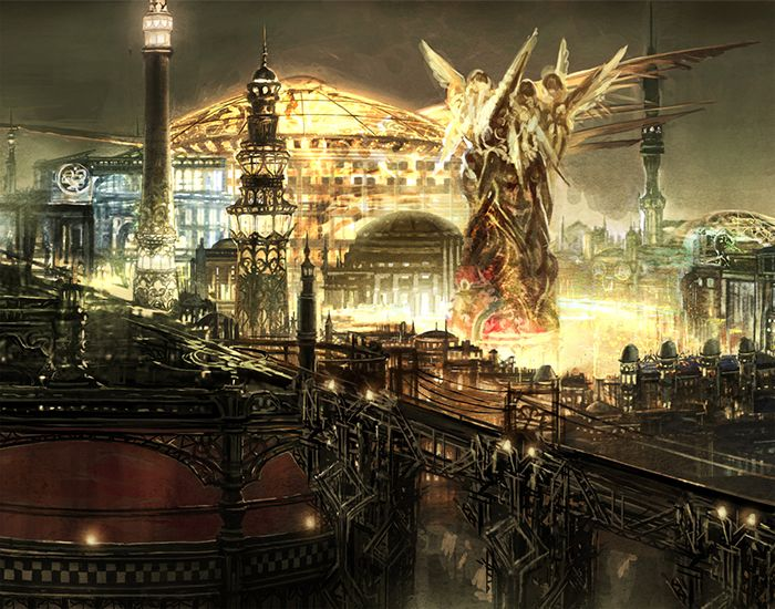 Lightning Returns Final Fantasy XIII: WORKS | Corporation CyDesignationn