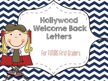 This rhyming poem is perfect to send out to your future First Grade Students and get them EXCITED about school! This product provides you with:-2 Welcome Letters (colored versions) for both September and August start dates. -2 different word searches-2 different supply reminder slipsPlease let us know if there is any way for us to better customize this product for your needs!