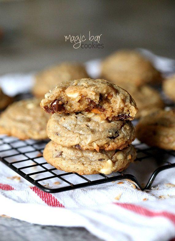 Magic Bar Cookies
