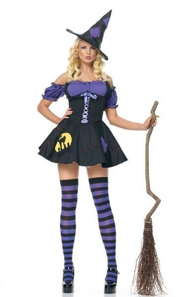 Костюмы ведьмочки на хеллоуин фото