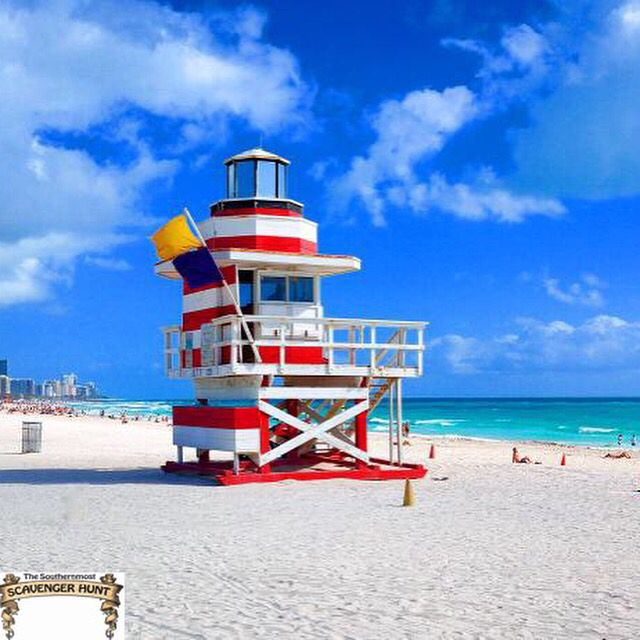 Houses To Rent In Miami Beach: 51 Best Miami Scavenger Hunt Images By South Beach Miami