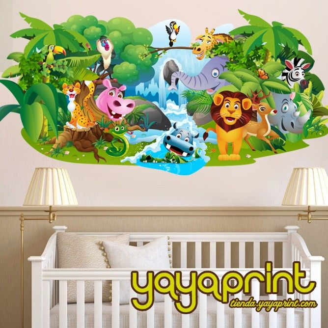 17 best images about vinilos infantiles on pinterest for Stickers habitacion nina