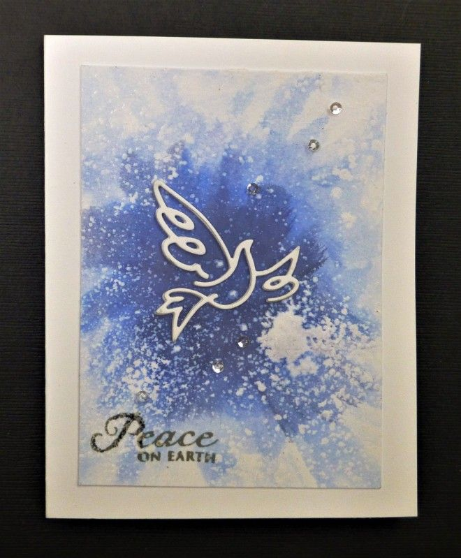 72 Best Peace Cards Images On Pinterest