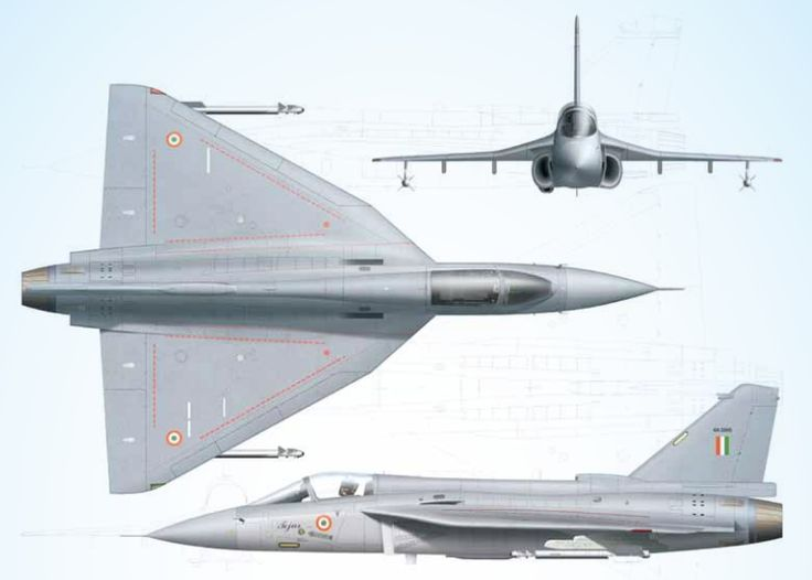 Hindustan Light Combat Aircraft (LCA) HAL Tejas