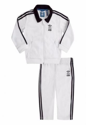 Agasalho Infantil Adidas Star Wars - Stormtropper- Tam. 6 a 9 meses - Original / R$ 134,00 / Visite nossa loja no OLX:  http://www.olx.com.br/loja/id/74490