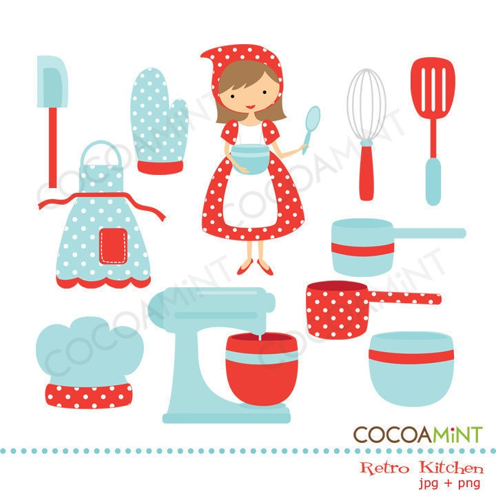 144 best clipart: baking~cooking~treats images on pinterest