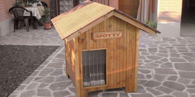Casetta per cani bricolage   Come costruirla con scarti di perline